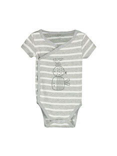 Body manches courtes bébé mixte FOU1BOD6 / 19SF7716BOD099