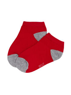 Chaussettes Rouge JYOJOSOQ1 / 20SI0251SOQF505
