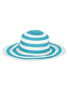 Chapeau capeline fille FYABELCHAP2 / 19SI01R2CHA099