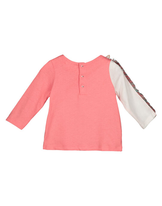Tee shirt manches courtes GIVETEE / 19WG0921TMLD323