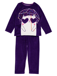 Pyjama GEFAPYJPLU / 19WH1155PYJ708