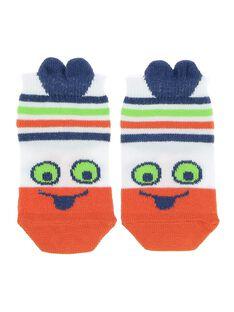 Chaussettes basses bébé garçon CYUMACHO / 18SI10U1SOQ000