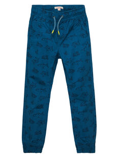 Pantalon Bleu JOBOPAN / 20S902H1PANC219