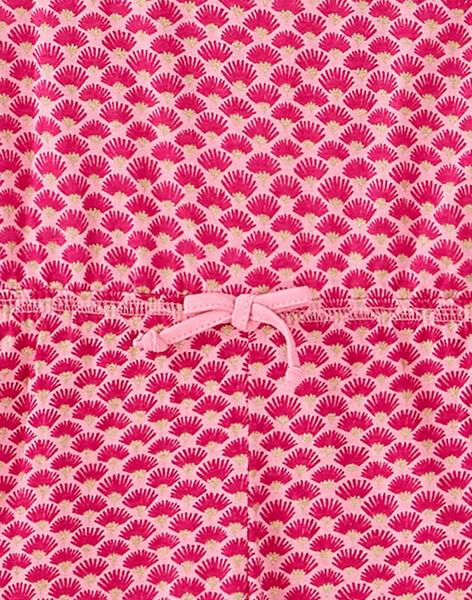Combinaison Rose JAPLACOMB1 / 20S901X3CBL030