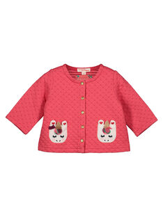 Cardigan molletonné GIVECAR / 19WG0921CARD318