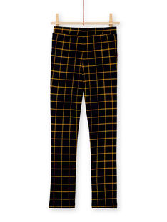 Pantalon en milano à carreaux KAJOMIL1 / 20W90155D2B070