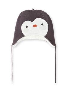 Bonnet tricot pingouin KOU2BON / 20WF4221BON929