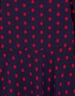 Robe Bleu marine GASANROB4 / 19W901C3ROB070
