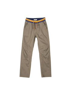 Pantalon confort garçon FOBAPAN2 / 19S90262PANJ910