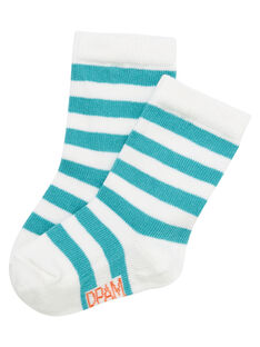 Chaussettes Turquoise JYUJOCHOR3 / 20SI1056SOQ202