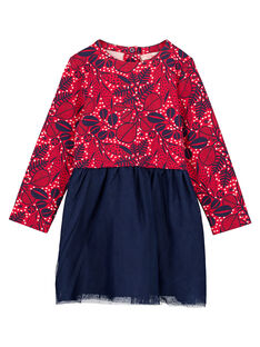 robe bimatière  GATRIROB4 / 19W901J1ROBF512