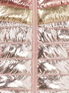 Doudoune Metal LAROSDOUNE / 21S901R2D3EK007