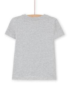 Tee Shirt Manches Courtes Gris LOJOTI2 / 21S90233TMCJ922