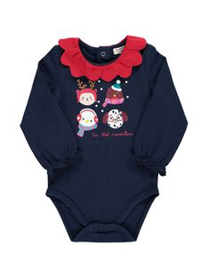 Body manches longues fille DICRABOD / 18WG09R1BOD070