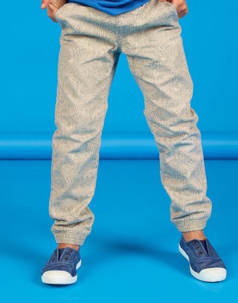 Pantalon Beige LOBLEPAN1 / 21S902J1PAN811