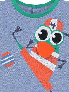 Tee-shirt fantaisie bébé garçon FUCATI2 / 19SG10D2TMC099