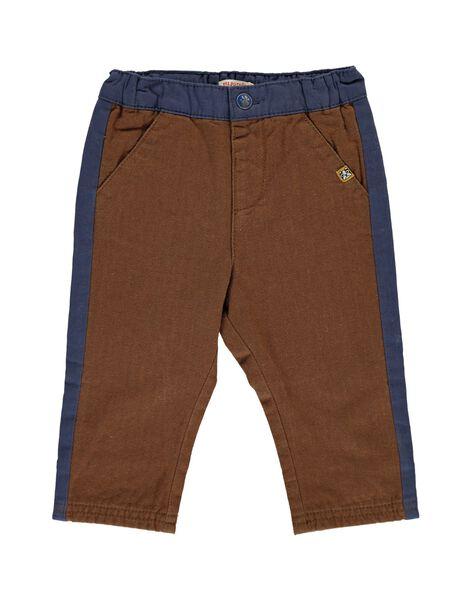 Pantalon bébé garçon DUCHOPAN / 18WG10F1PAN099