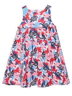 T-shirt à manches courte, imprimé et sequins sirène  JACEAROB1 / 20S901N4ROB000