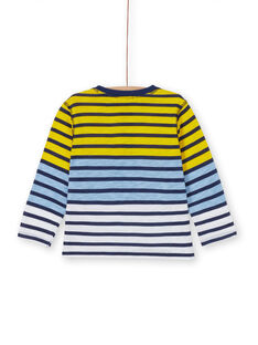 Tee Shirt Manches Longues Blanc LONAUTEE1 / 21S902P2TML000