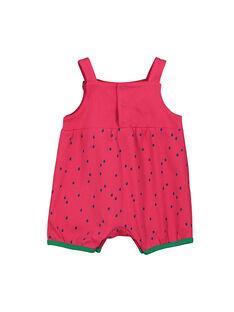 Combinaison bébé fille FEFIGREPAS / 19SH13H5GRE304