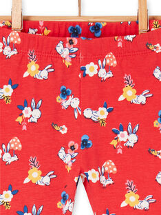 Caleçon Rouge LYIHALEG / 21SI09X1CAL505