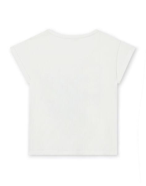 T-shirt manches courtes, imprimé fleuri LAMUMTI2 / 21S901Z1TMC001