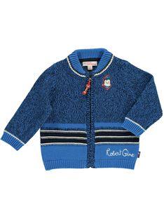 Gilet bébé garçon CUKLEGIL / 18SG10D1GIL099