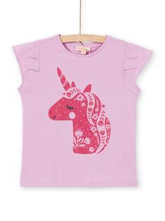 Tee Shirt Manches Courtes Parme LAJOTI2 / 21S90135D31320