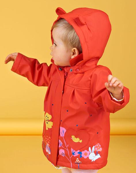 Imperméable Rouge LIHAIMP / 21SG09R1IMP505