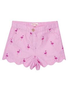 Short Rose JAPOESHORT / 20S901G1SHOD303