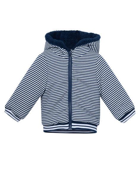 Veste Bleu marine JUGROVES / 20SG10I1VES720