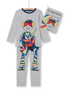 Pyjama Gris LEGOPYJMAN2 / 21SH12S2PYGJ922