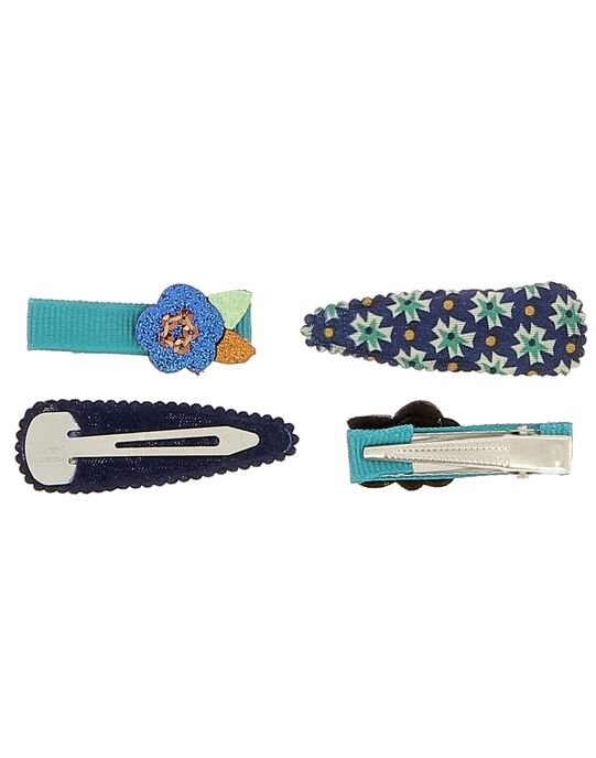 Lot de barrettes fille DYABLECLIC1 / 18WI0191BRT099