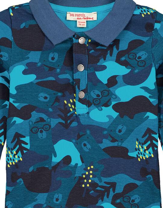 Body Turquoise GUTUBOD / 19WG10Q1BOD209