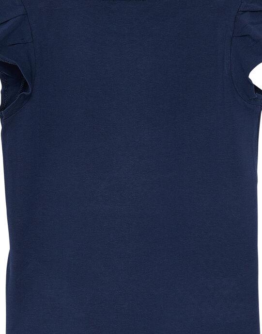 Tee Shirt Manches Courtes Bleu marine JAJOTI4 / 20S90141D31070