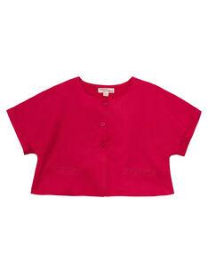 Cardigan à manche courte JAWECAR / 20S90191CAR304