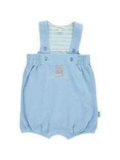 Barboteuse bébé garçon CCGBAR2 / 18SF04C1BAR020
