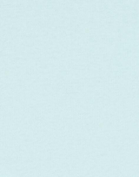 Body layette garçon manches longues motif petit loup KEGABODLOU / 20WH14T6BDLC227