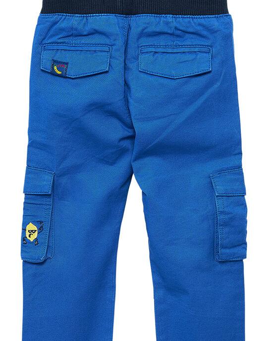 Pantalon Bleu JOVIPAN2 / 20S902D1PAN703
