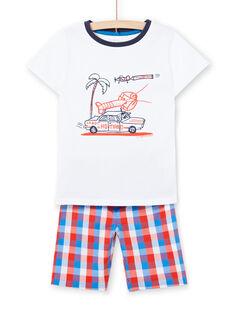 Pyjama Blanc LEGOPYCOMAR / 21SH12C3PYJ000
