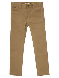 Pantalon Marron JOTROPAN / 20S902F1PANI815