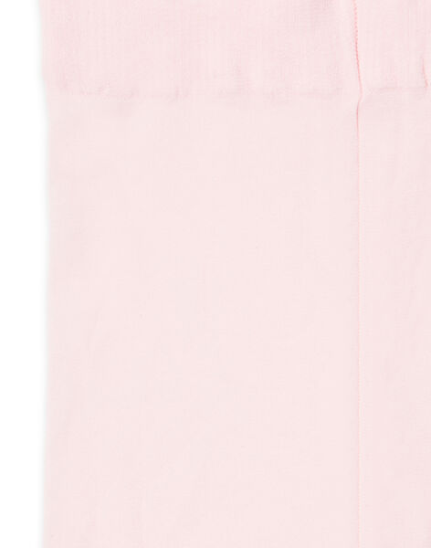 Collant Rose LYAROUCOL2 / 21SI01K1COL309