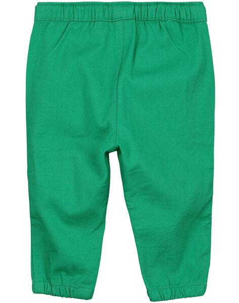 Pantalon fantaisie bébé garçon FUCAPAN2 / 19SG10D2PANG619