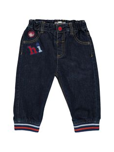 Jean sportswear bébé garçon CUDEJEAN / 18SG10F1JEA704