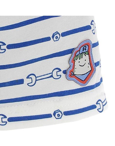 Bonnet bébé garçon CYUKLEBON / 18SI10D1BON099