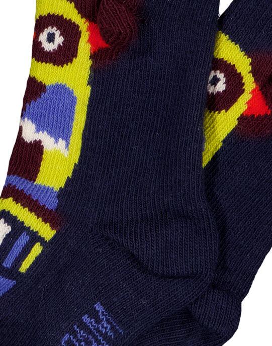 Chaussette motif animalier  GYUVIOCHO / 19WI10R1SOQ713