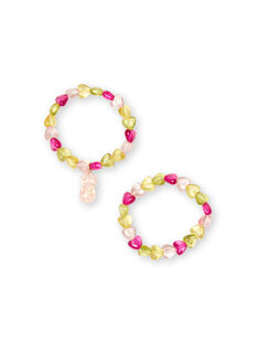 lot de bracelet enfant fille LYAJAUBRA / 21SI0171BRC116