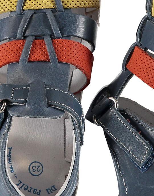 Sandales Bleu FBGSANDTRI / 19SK38K2D0EC218