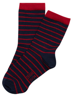 Chaussettes Rouge JYOJOCHOR2 / 20SI0252SOQF505