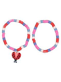 Lot de bracelets coccinelle fille FYATOBRA / 19SI01W1BRC961